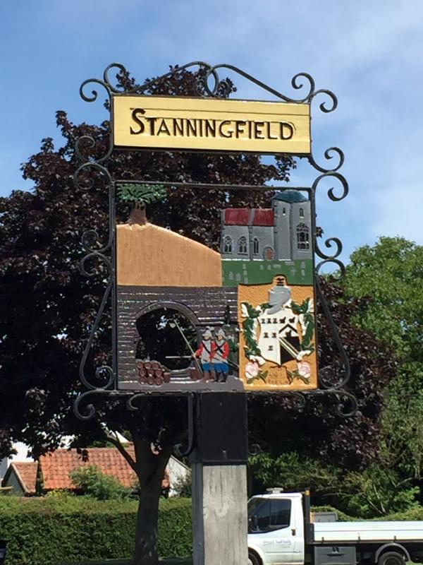 stanningfield sign